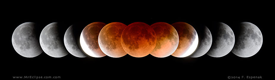2014 Apr 15 lunar eclipse