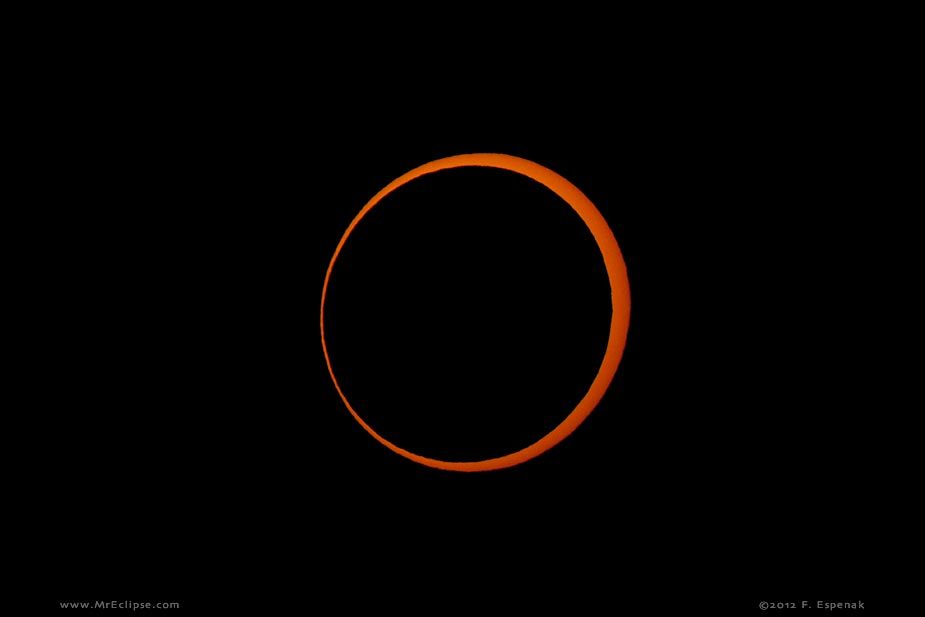 ASE2012 partial eclipse